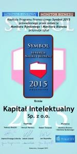 Grawerton 2015 netto Kapitał Intelektualny
